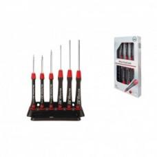 Набор отверток PicoFinish HEX (6 предметов), серия 263P K6 Wiha 38162