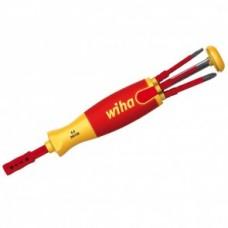 Магазинный держатель LiftUp electric с 6 битами slimBits Wiha 38611