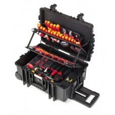 Набор инструментов (115 предм.) для электрика Competence XXL Wiha 42069