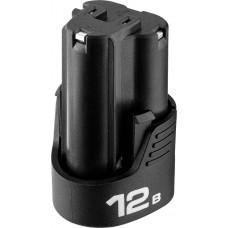 Аккумуляторная батарея 12 В, Li-Ion, 1.5 Ач, ЗУБР