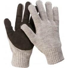ЗУБР ТАЙГА, размер L-XL, перчатки утепленные со спилковым наладонником.