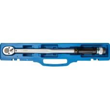 """Ключ динамометрический с кольцевым фиксатором, точность +/- 4%, 1/2"""", 40 - 210 Нм, ЗУБР 64084-210"""