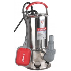 ЗУБР 750 Вт, 230 л/мин, насос погружной для загрязненной воды ЗНПГ-750-С