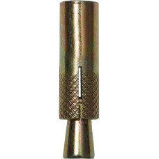 Анкер с клином, 8,0х35мм, 90шт, желтопассивированный, ЗУБР