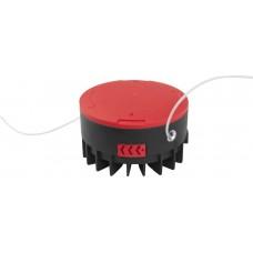 """ЗУБР макс. диаметр лески 1.2 мм, автомат, леска """"круг"""", для ЗТЭ-550, в сборе, катушка для триммера 70117-1.2"""