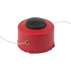 """Катушка для триммера, ЗУБР 70114-1.2, с леской """"круг"""", полуавтомат, для ЗТЭ-250, макс. диаметр лески 1.2 мм, в сборе"""