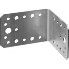 Уголок крепежный УК-2.0, 65х90х90 х 2мм, ЗУБР