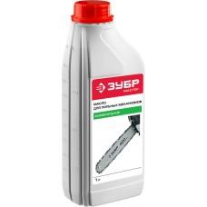 Масло ЗУБР, для пильных механизмов, минеральное, 1л