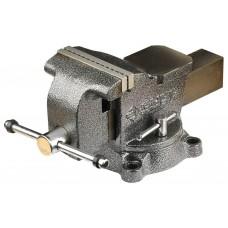 ЗУБР МАСТЕР, 125 мм, тиски слесарные