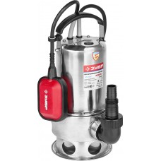 ЗУБР 550 Вт, 200 л/мин, насос погружной для загрязненной воды ЗНПГ-550-С