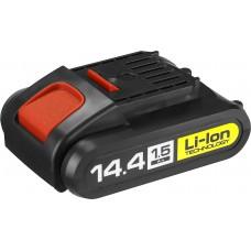 "Аккумуляторная батарея ""М1"" 14.4 В, Li-Ion, 1.5 Ач, ЗУБР"