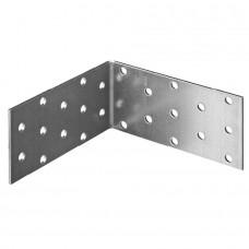 Уголок крепежный равносторонний УКР-2.0, 80х100х100 х 2мм, ЗУБР